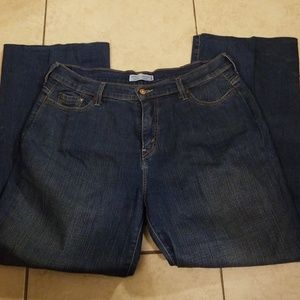 Levi's Perfectly Slimming 512 Bootcut Jean's 22